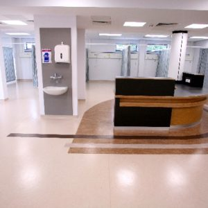 Hospitals Laboratories Clinics Vinyl Flooring-2