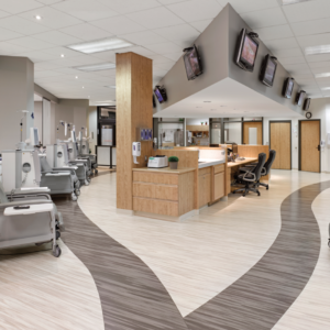 Hospitals Laboratories Clinics Vinyl Flooring-4