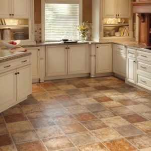 Kitchens Vinyl Flooring-1