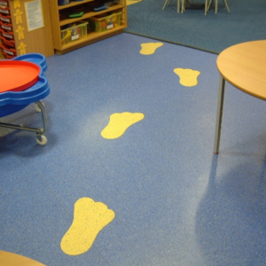 Schools and Nurseries Vinyl Flooring-4