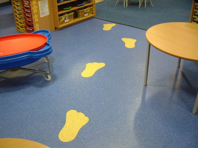 Buy School Amp Nursery Vinyl Flooring In Dubai