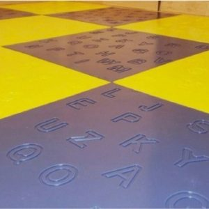 Schools and Nurseries Vinyl Flooring-6