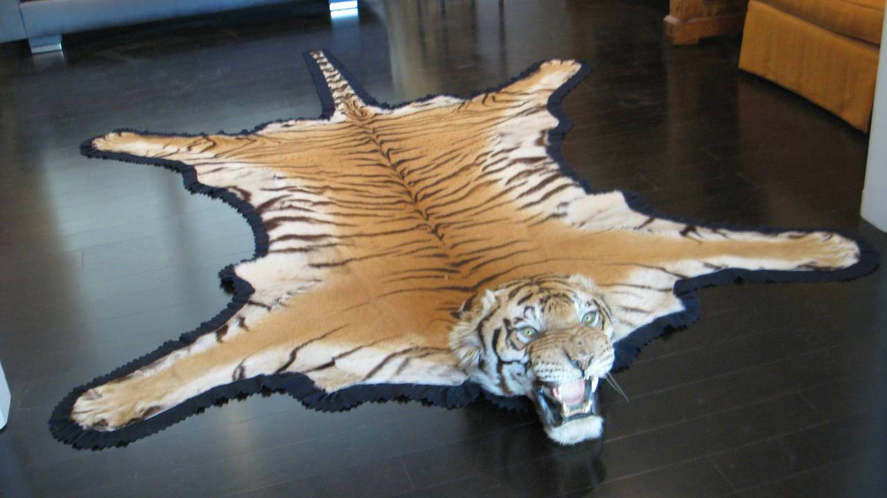 Buy High Quality Tiger Rug In Dubai Abu Dhabi Amp Uae