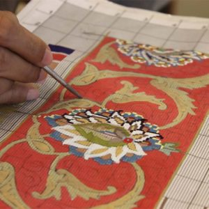 Hand Paint Rugs-1