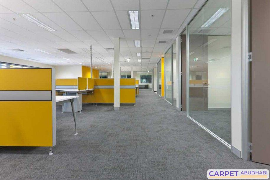 Office Carpet Tiles in Supply Installation in Abu Dhabi